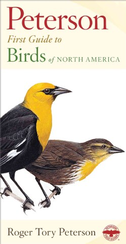 Peterson First Guide to Birds of North America (Paperback)