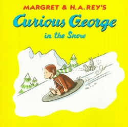 Curious George in the Snow (Paperback)