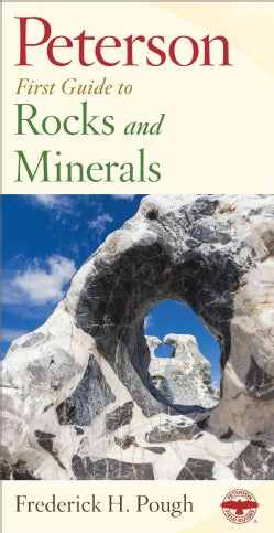 Peterson First Guide to Rocks and Minerals (Paperback)