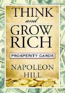 Think and Grow Rich Prosperity Cards (Cards)