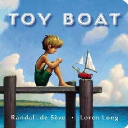 Toy Boat (Board book)