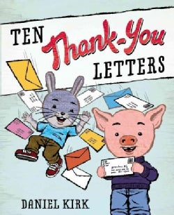 Ten Thank-you Letters (Hardcover)