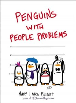 Penguins With People Problems (Hardcover)