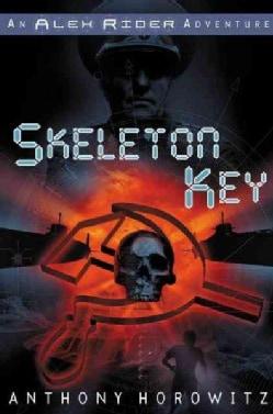 Skeleton Key: An Alex Rider Adventure (Hardcover)