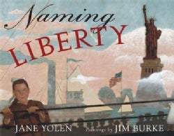 Naming Liberty (Hardcover)