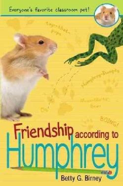 Friendship According to Humphrey (Hardcover)