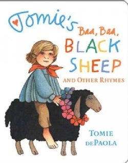 Tomie's Baa Baa Black Sheep and Other Rhymes (Board book)