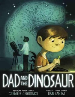 Dad and the Dinosaur (Hardcover)
