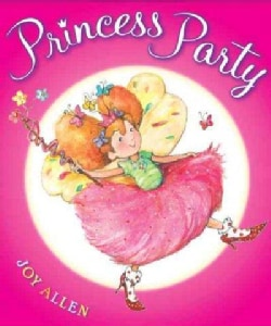 Princess Party (Hardcover)