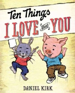 Ten Things I Love About You (Hardcover)