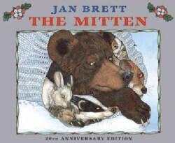The Mitten: A Ukrainian Folktale (Hardcover)