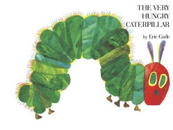 The Very Hungry Caterpillar / La Oruga Muy Hambrienta (Hardcover)