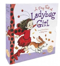 A Day Full of Ladybug Girl (Board book)