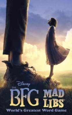 The BFG Mad Libs (Paperback)