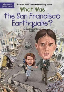 What Was the San Francisco Earthquake? (Hardcover)