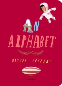 An Alphabet: Short Stories for All the Letters (Board book)