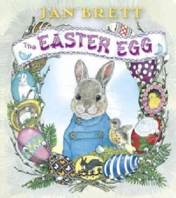 The Easter Egg (Board book)