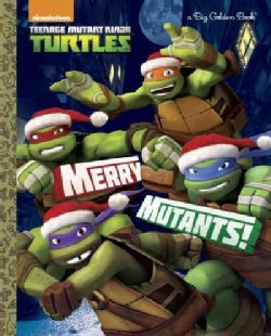 Merry Mutants! (Hardcover)