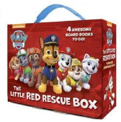 The Little Red Rescue Box (Board book)