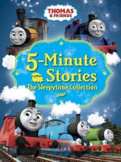 Thomas & Friends 5-minute Stories: The Sleepytime Collection (Hardcover)