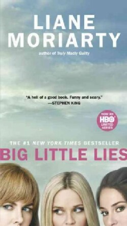 Big Little Lies (Paperback)