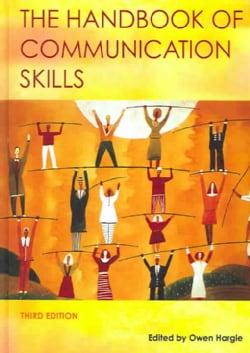 The Handbook of Communication Skills (Hardcover)