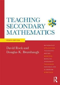 Teaching Secondary Mathematics (Paperback)