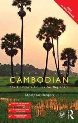 Colloquial Cambodian: The Complete Course for Beginners (Paperback)