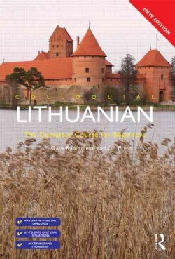 Colloquial Lithuanian: The Complete Course for Beginners (Paperback)
