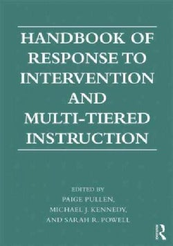 response to intervention approach Developing a culturally and linguistically responsive approach to response to instruction & intervention (rti²) for english language learners.