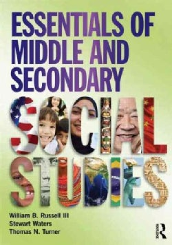 Essentials of Middle and Secondary Social Studies (Paperback)