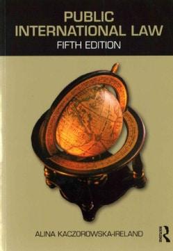 Public International Law (Paperback)