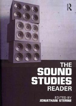 The Sound Studies Reader (Paperback)