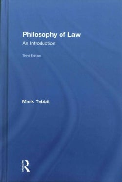 Philosophy of Law: An Introduction (Hardcover)