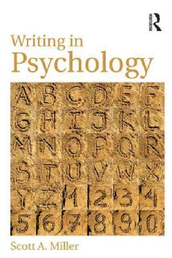 effective writing in psychology papers posters and presentations Effective writing  effective writing in psychology papers, posters, and presentations by bernard  $4999 the ptsd  the ptsd workbook simple,.