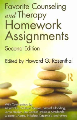 Favorite Counseling and Therapy Homework Assignments (Paperback)