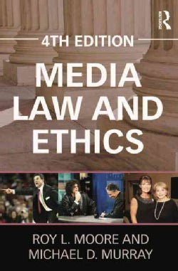 Media Law and Ethics (Paperback)