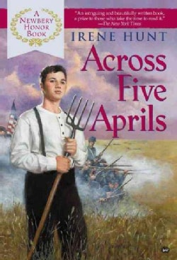 Across Five Aprils (Paperback)