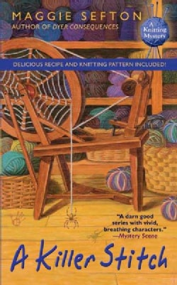 A Killer Stitch (Paperback)