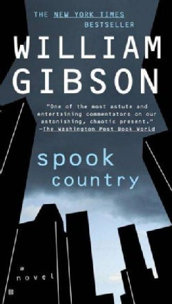 Spook Country (Paperback)