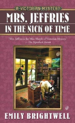Mrs. Jeffries in the Nick of Time (Paperback)