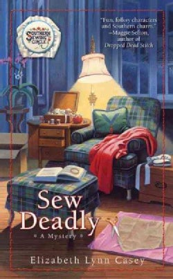 Sew Deadly (Paperback)
