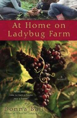 At Home on Ladybug Farm (Paperback)