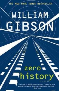 Zero History (Paperback)