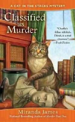 Classified As Murder (Paperback)