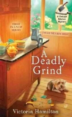 A Deadly Grind (Paperback)
