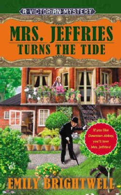 Mrs. Jeffries Turns the Tide (Paperback)