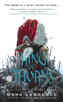 King of Thorns (Paperback)