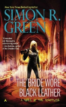 The Bride Wore Black Leather (Paperback)