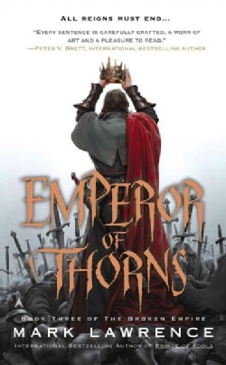 Emperor of Thorns (Paperback)